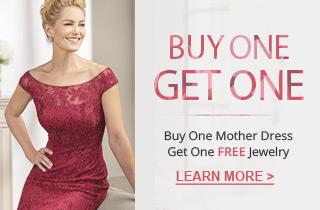 Buy One Mother Dress, Get One Free Jewelry