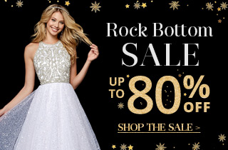 Rock Bottom Sale With Up To 80% Off